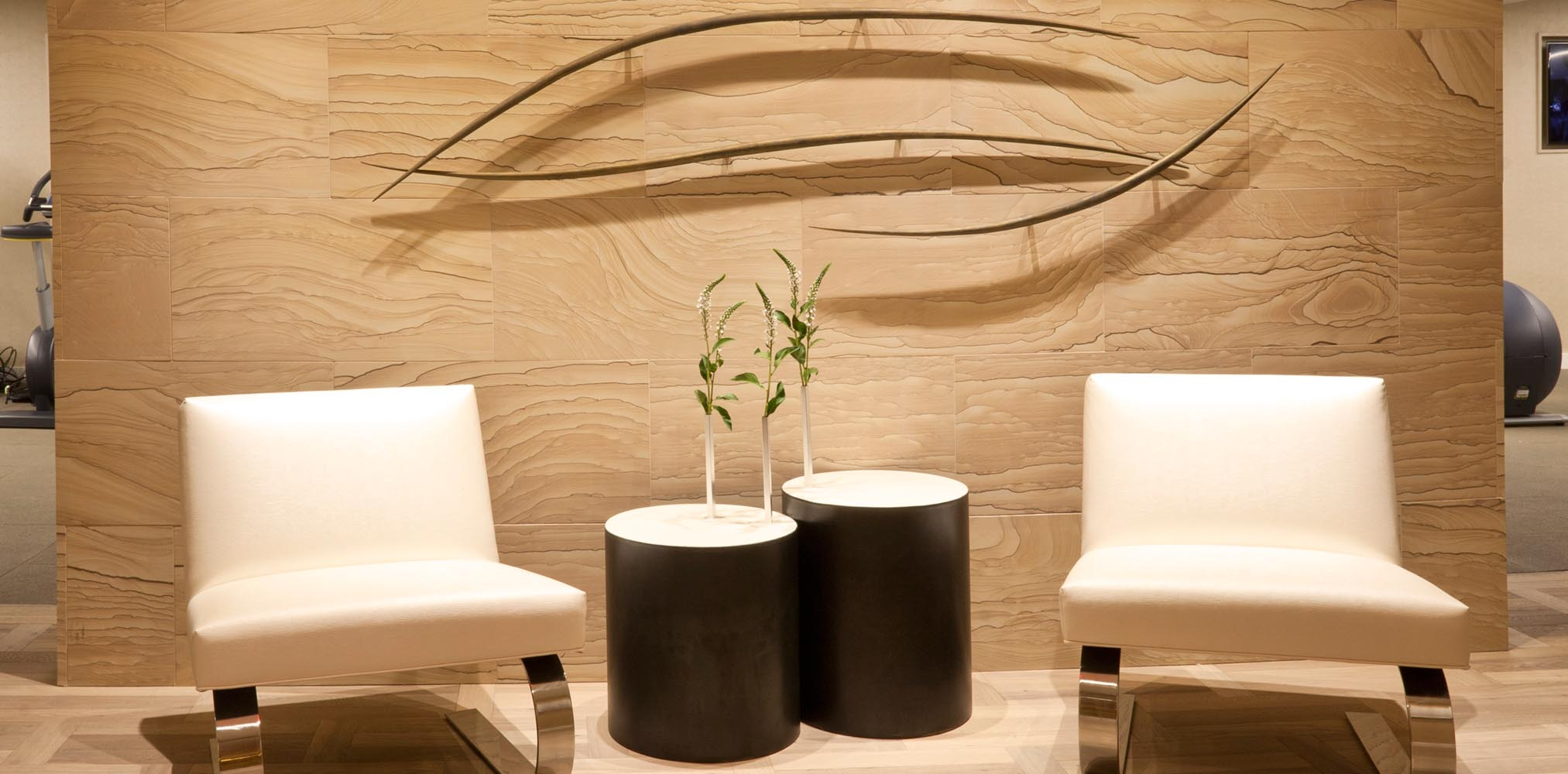 PORCELANOSA Group Projects: JW Marriott Essex House Hotel