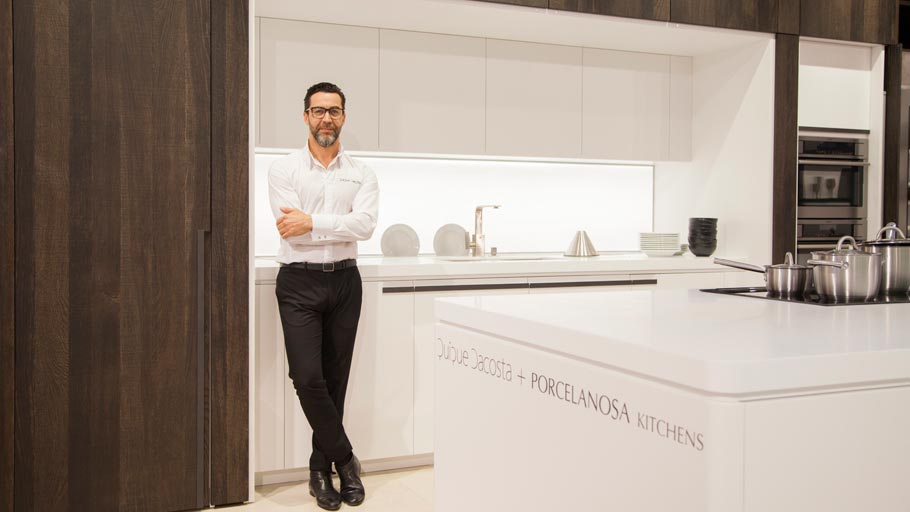 PORCELANOSA Grupo and Quique Dacosta join their talents together in order to diversify professional cuisine
