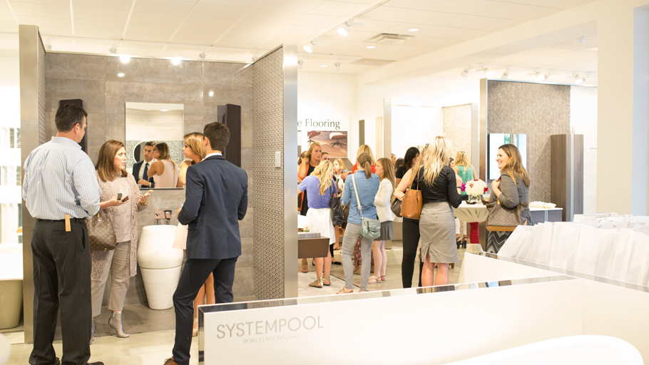 PORCELANOSA expands its showroom in Dallas, USA