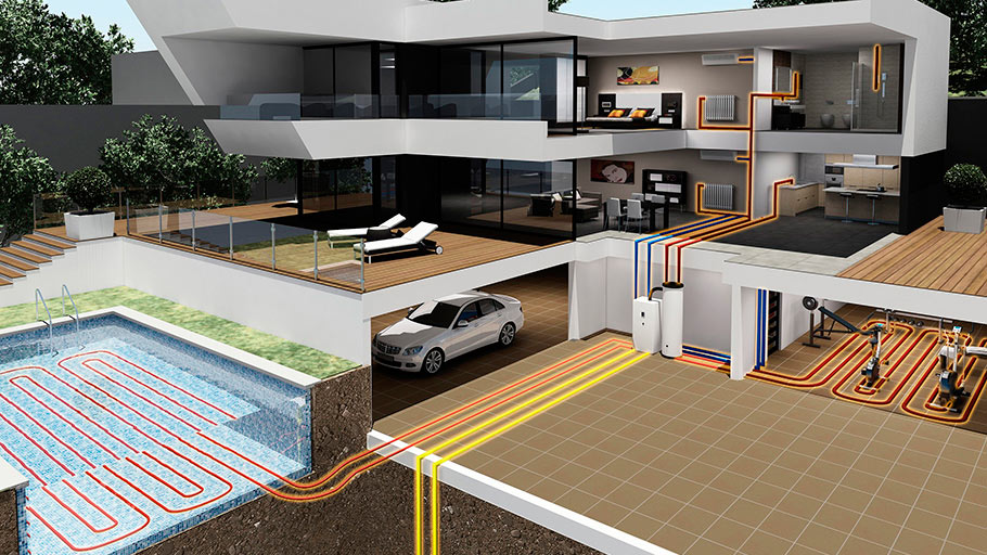 Trends in heating systems. Challenge Winter with advanced technology
