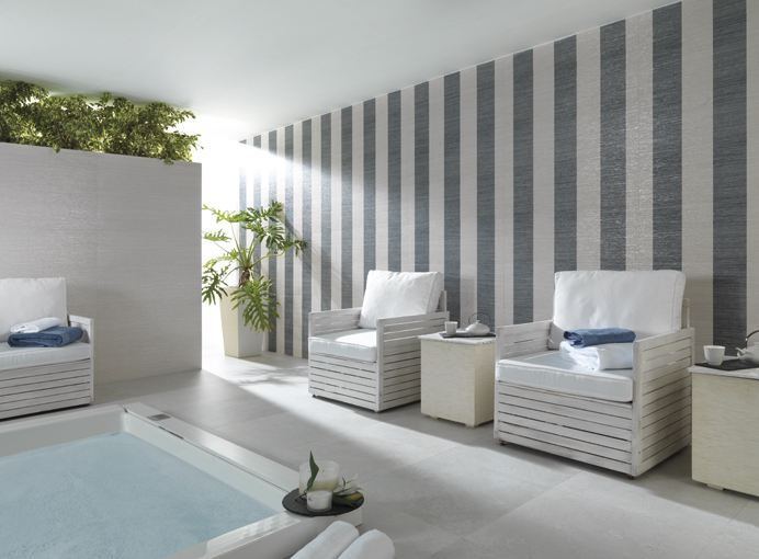 Oriental exoticism in Japan: the new ceramic collection by Porcelanosa