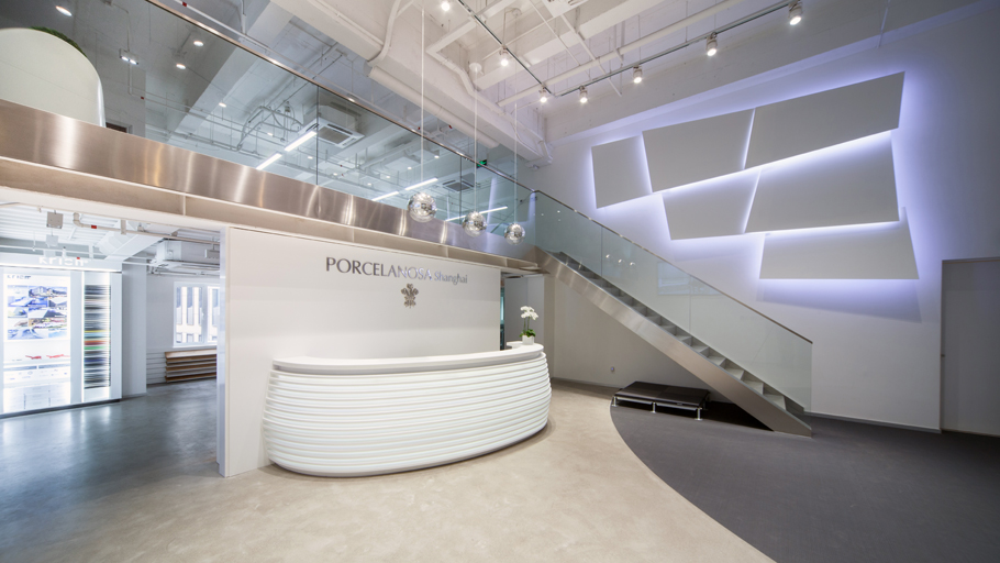 PORCELANOSA Group promotes innovation with a new projects office in Shanghai, China