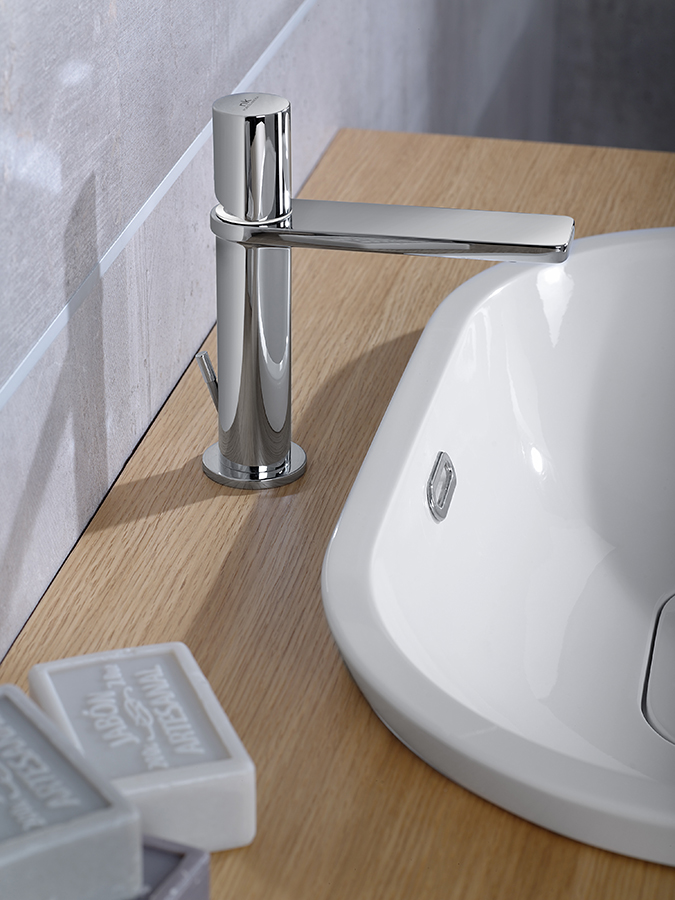How to opt for the best taps for basins. 2nd Part: performance, technology and design