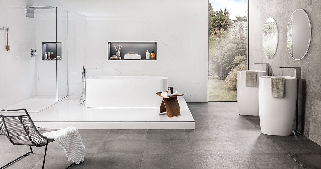 Praga: spaciousness and elegance with the new collection from Venis