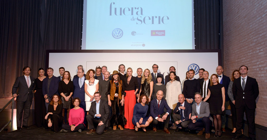 "Expansion awards the design and innovation from the PORCELANOSA Grupo in the ""Fuera de Serie Awards"""