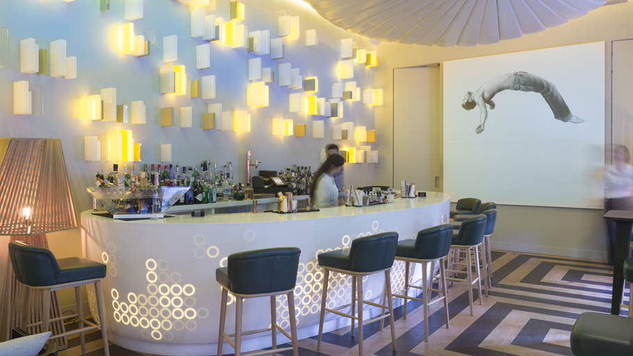 Projects PORCELANOSA Group: Otto Madrid Restaurant