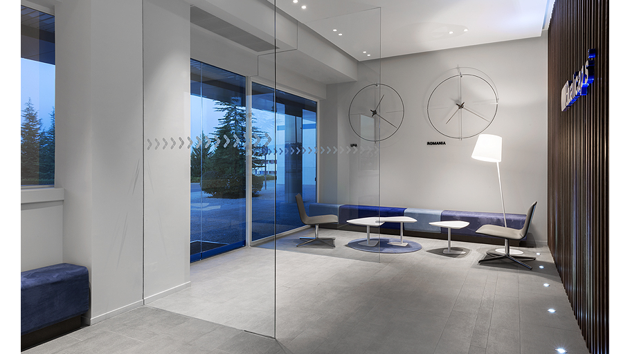 Projects PORCELANOSA Grupo: Uffici per Qualicaps, Madrid