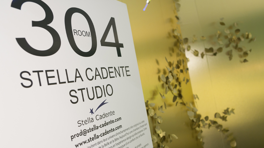 PORCELANOSA Group present in the project of Stella Cadente for Equip'Hotel