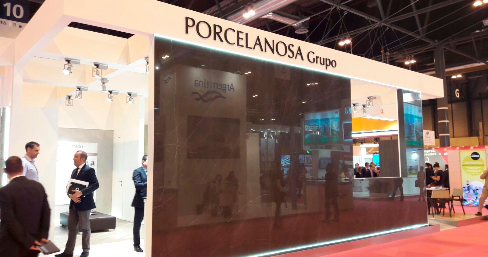 The PORCELANOSA Group is on display at SIMA, confirming its quality for the residential projects design
