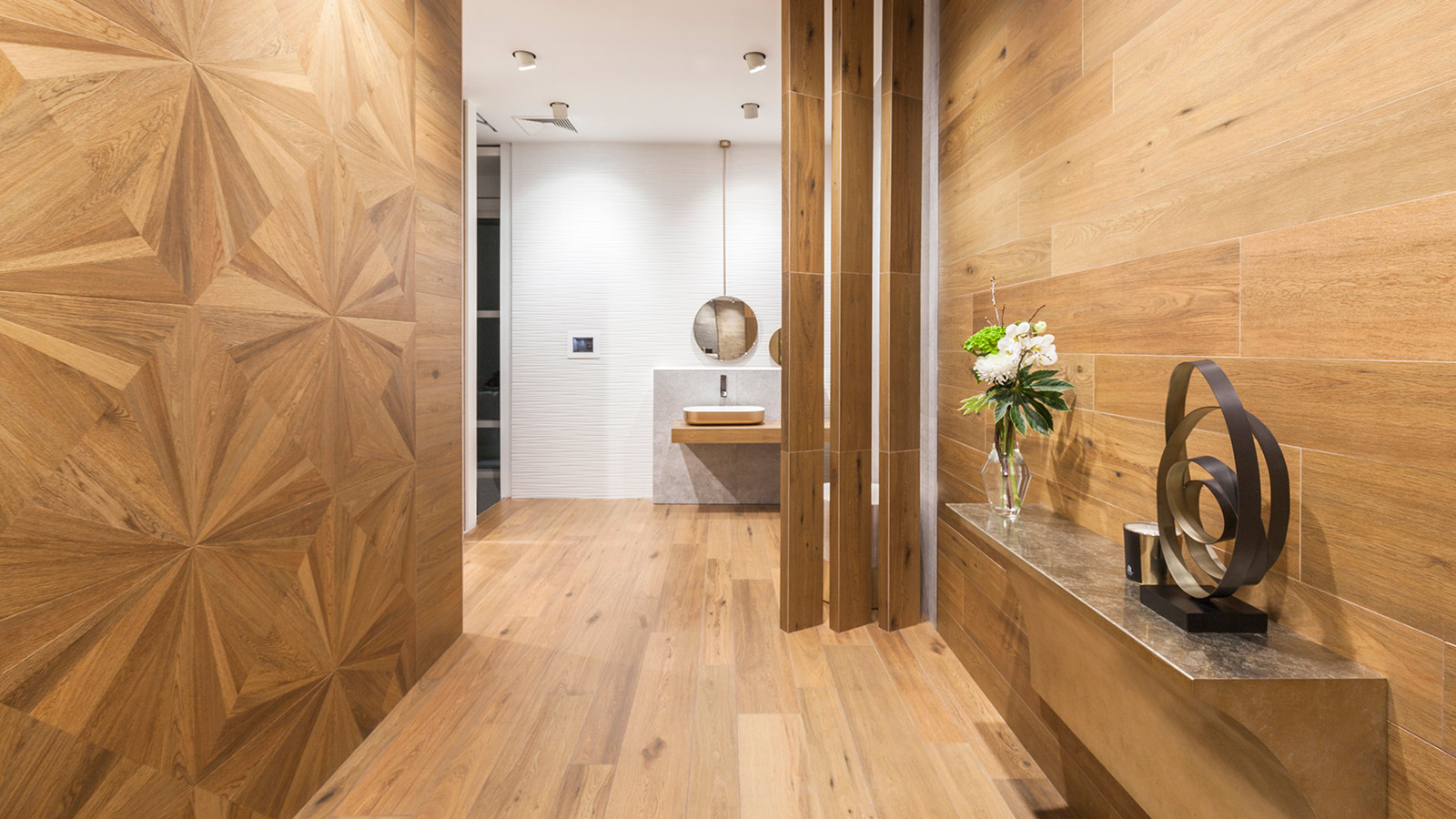 The new line of Starwood inspired by wood