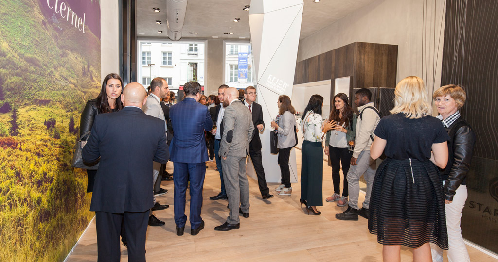 Starwood arrives in the city of lights at the Paris Design Week
