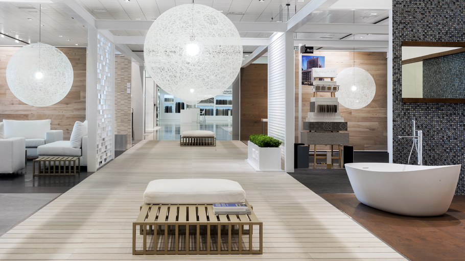 PORCELANOSA Group refurbishes its flagship store in Valencia