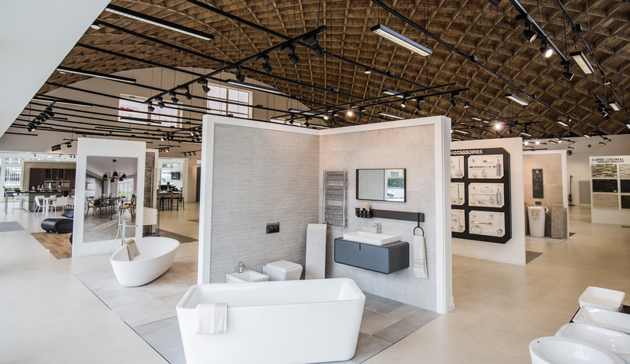 The new PORCELANOSA Group flagship opens its doors in Italy