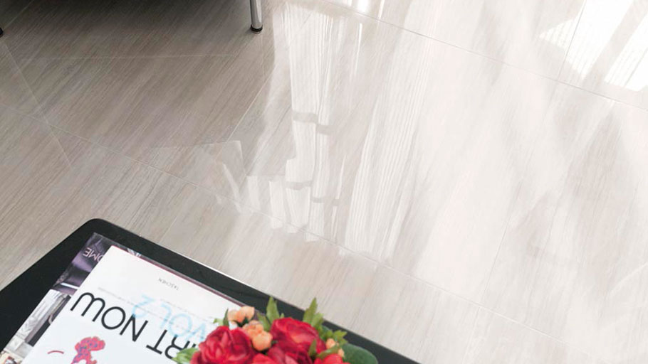 The quality of the through-body porcelain by Urbatek, 100% tested and guaranteed