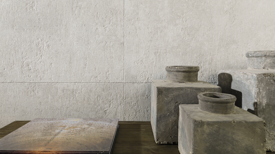 New Baltimore collection by Venis, when cement turns into ceramic