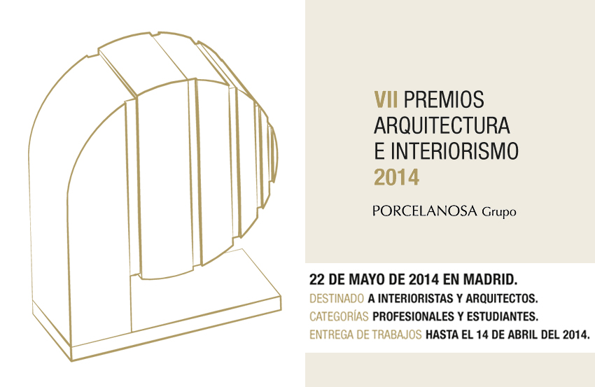 The 7th edition of the Architecture and Interior Design Awards (2014)