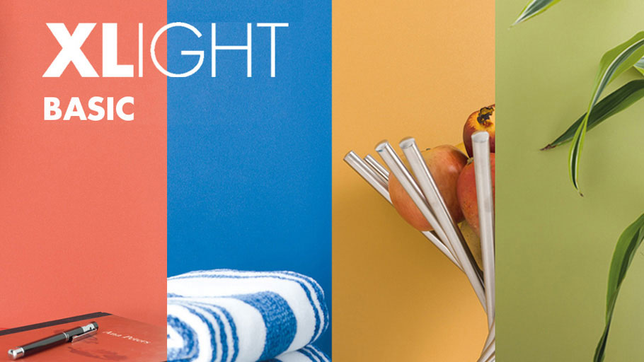 XLight Basic. Summer in full colour to refresh architecture
