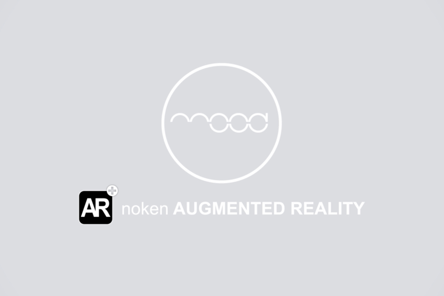 MOOD in your bathroom with the new Noken augmented reality APP
