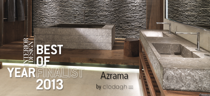 PORCELANOSA Group: finalists in the Interior Design's Best of Year Awards