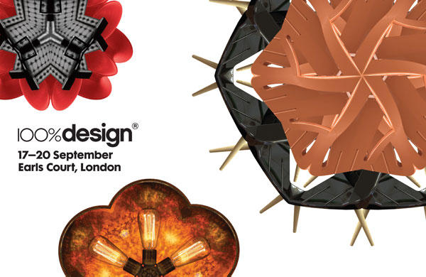 The eight firms of PORCELANOSA Group at the 20th edition of 100% Design London