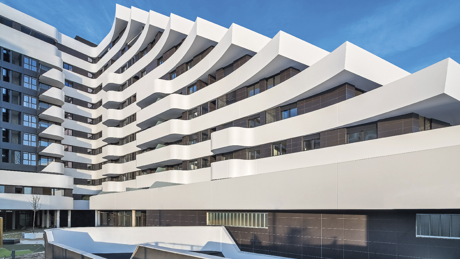The Krion 174 Facade Systems By Butech Get The Cwct Certificate