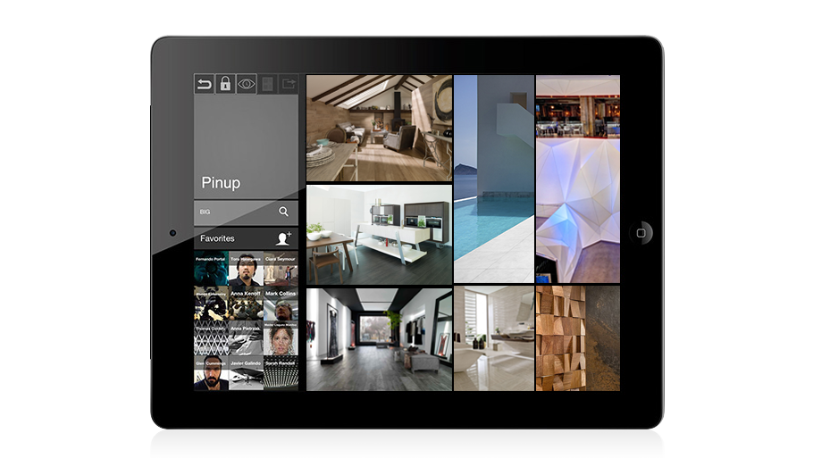 Discover the innovations and projects of PORCELANOSA Group on Morpholio