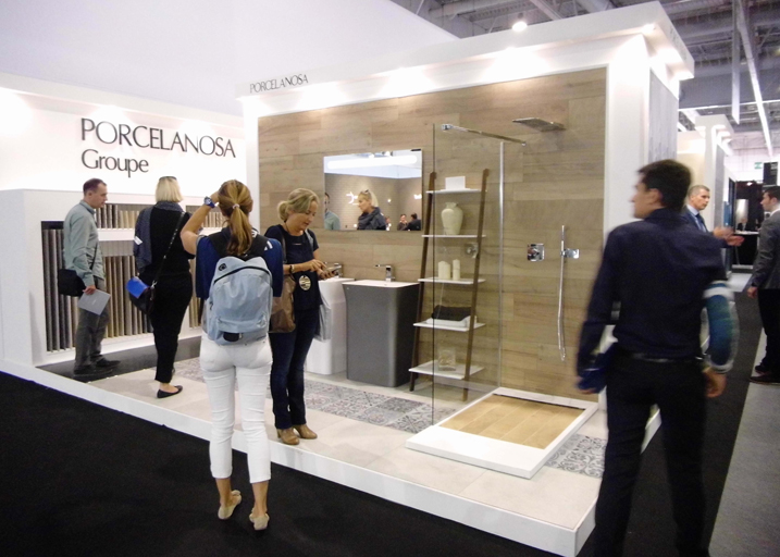PORCELANOSA Group receives hundreds of visitors during Paris Design Week