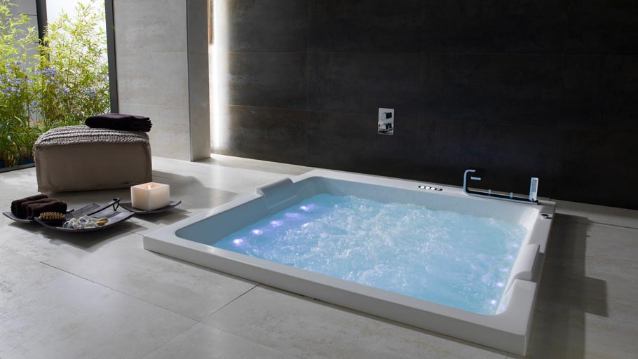 Turn your bathroom into a spa with the wellness equipment from Noken