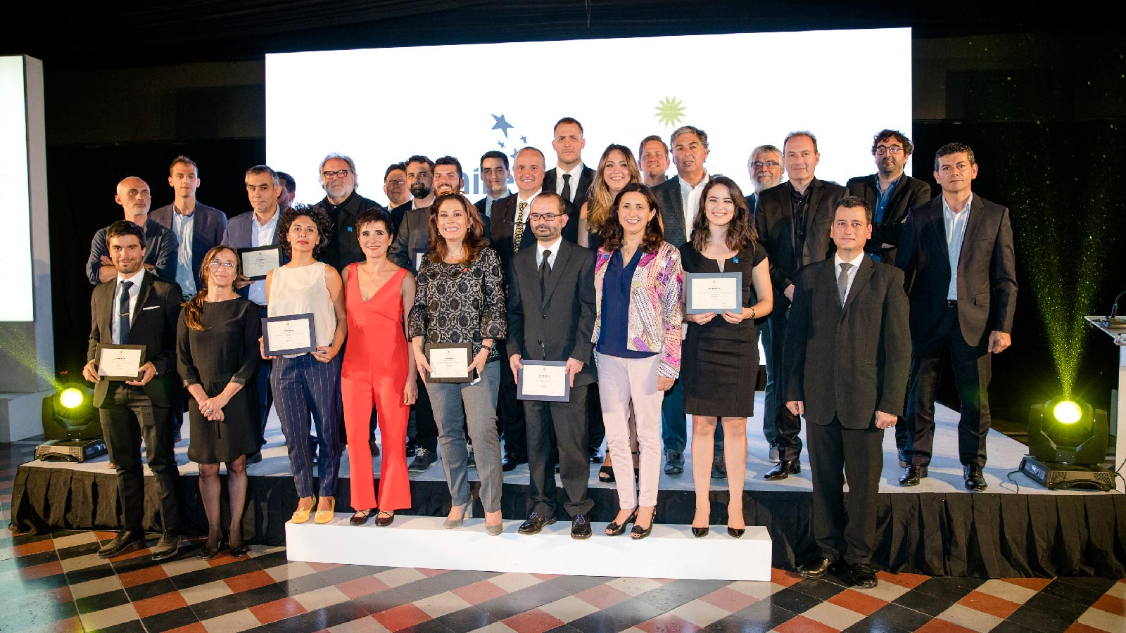 The Porcelanosa store in Santiago, Chile, is awarded with the Prix Versailles 2018