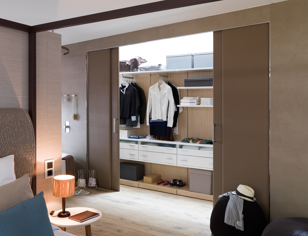 The New Gamadecor Dressing Room: Elegance and design with Order