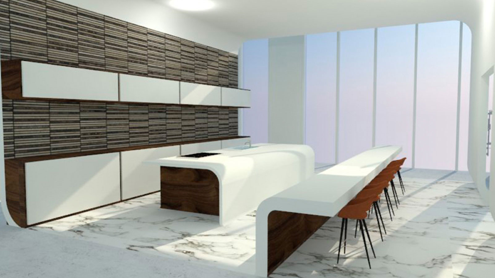 The XI Porcelanosa Awards: Aesthetic continuity by Krion™