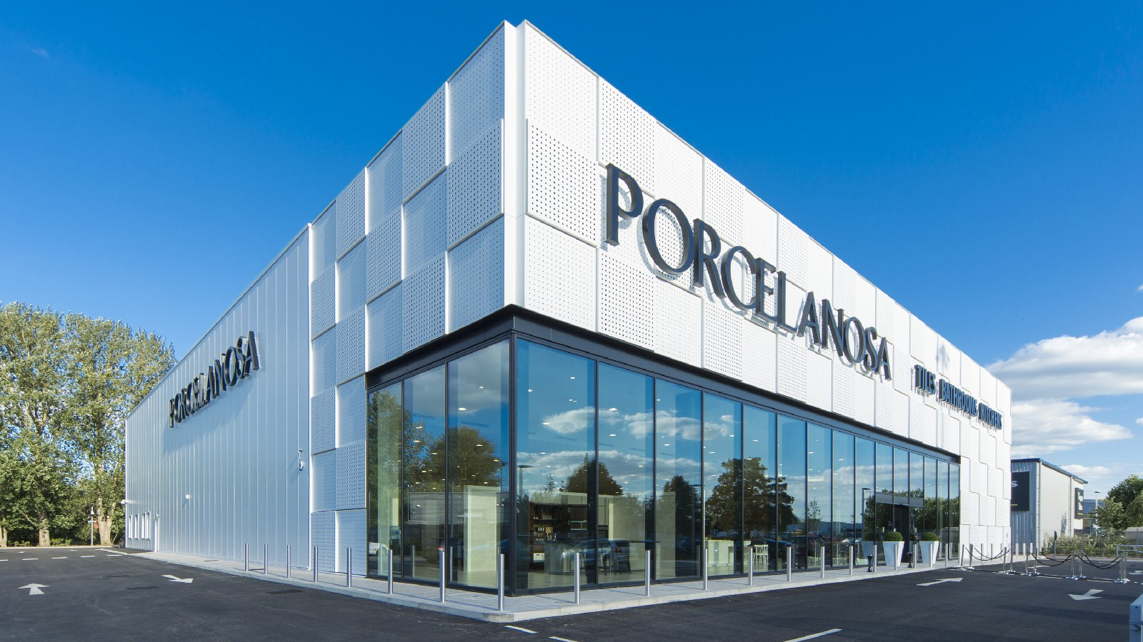 The PORCELANOSA Grupo opens a new showroom in Reading in the UK