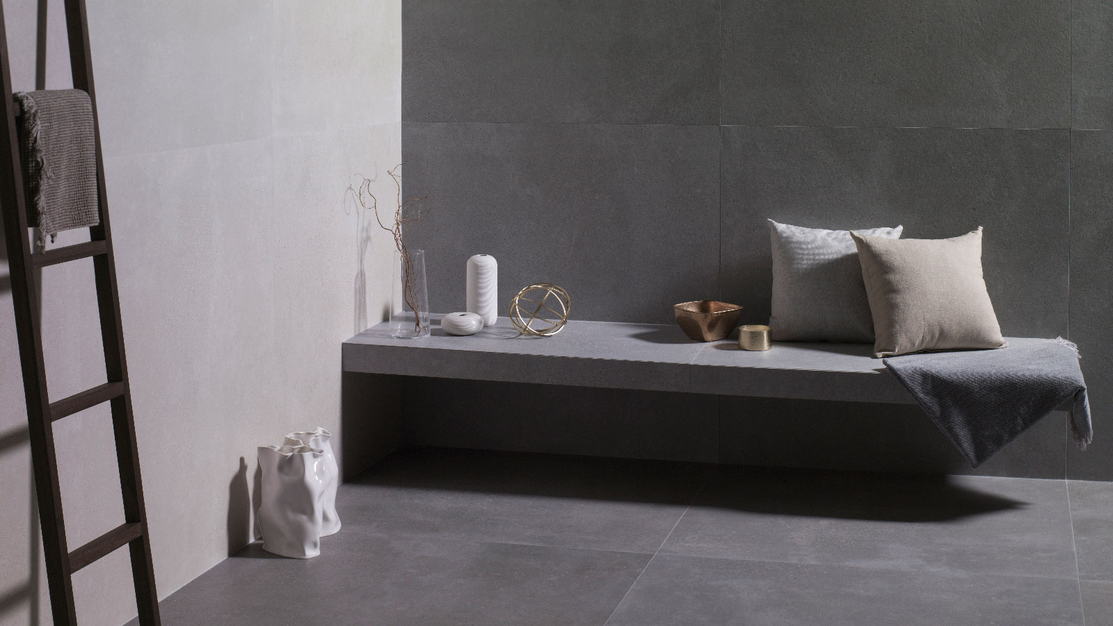 Porcelanosa reinvents itself at Cersaie with the HighKer large-format ceramic