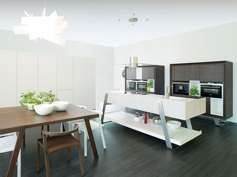 G690 kitchen by Gamadecor: the winner of the Spanish edition of the EDIDA 2013 Awards