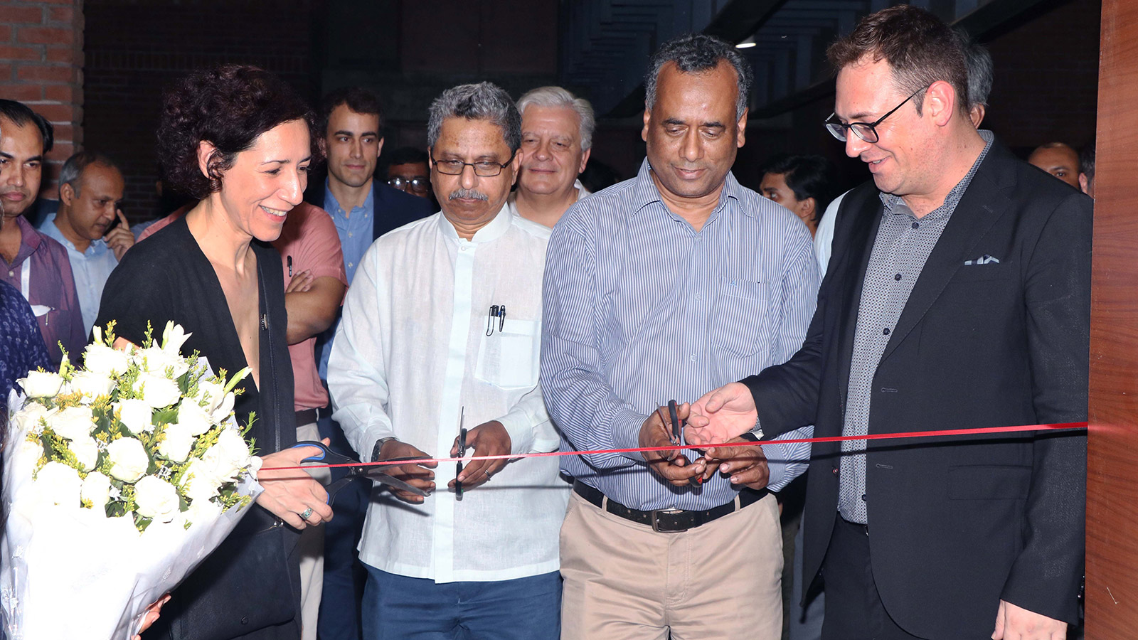 PORCELANOSA Grupo display its 1st Design Competition in Bangladesh