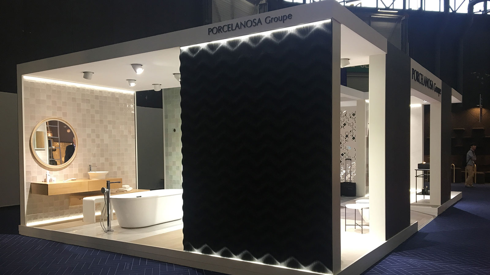 The PORCELANOSA Grupo presents its latest designs at the Maison & Objet y Paris Design Week