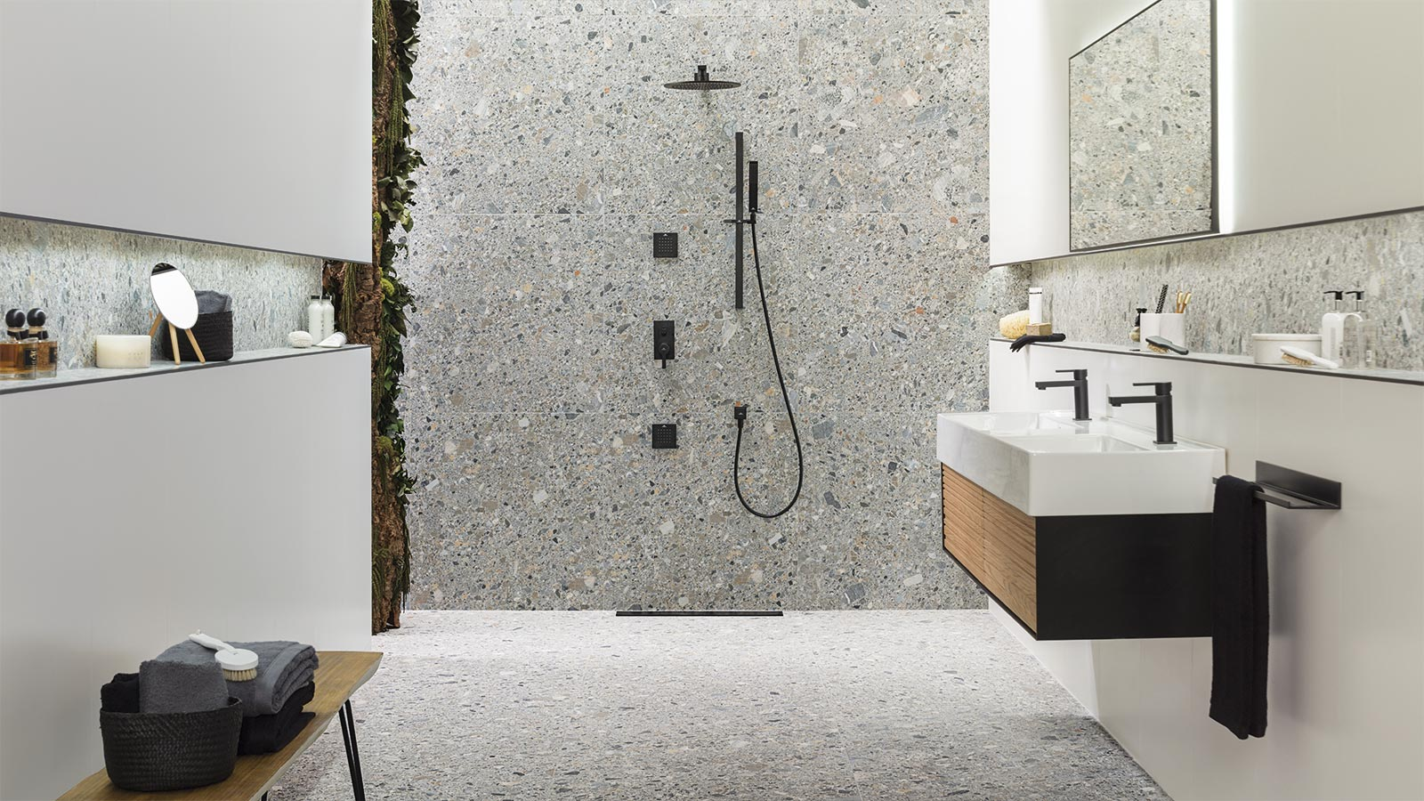Ceppo Stone by Porcelanosa: Stone turned into ceramic
