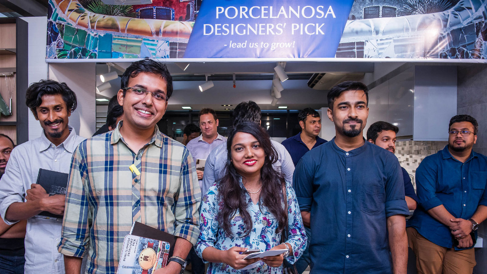PORCELANOSA Grupo launched Bangladesh Builders Catalogue at Porcelanosa Designers' Pick