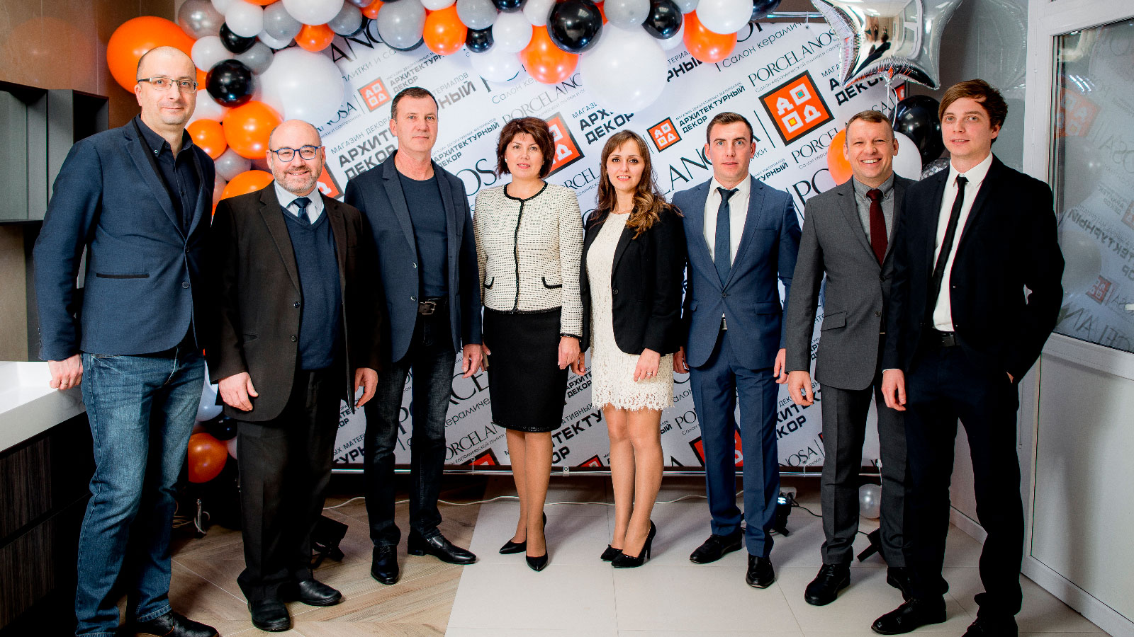The PORCELANOSA Grupo has expanded its presence in Russia