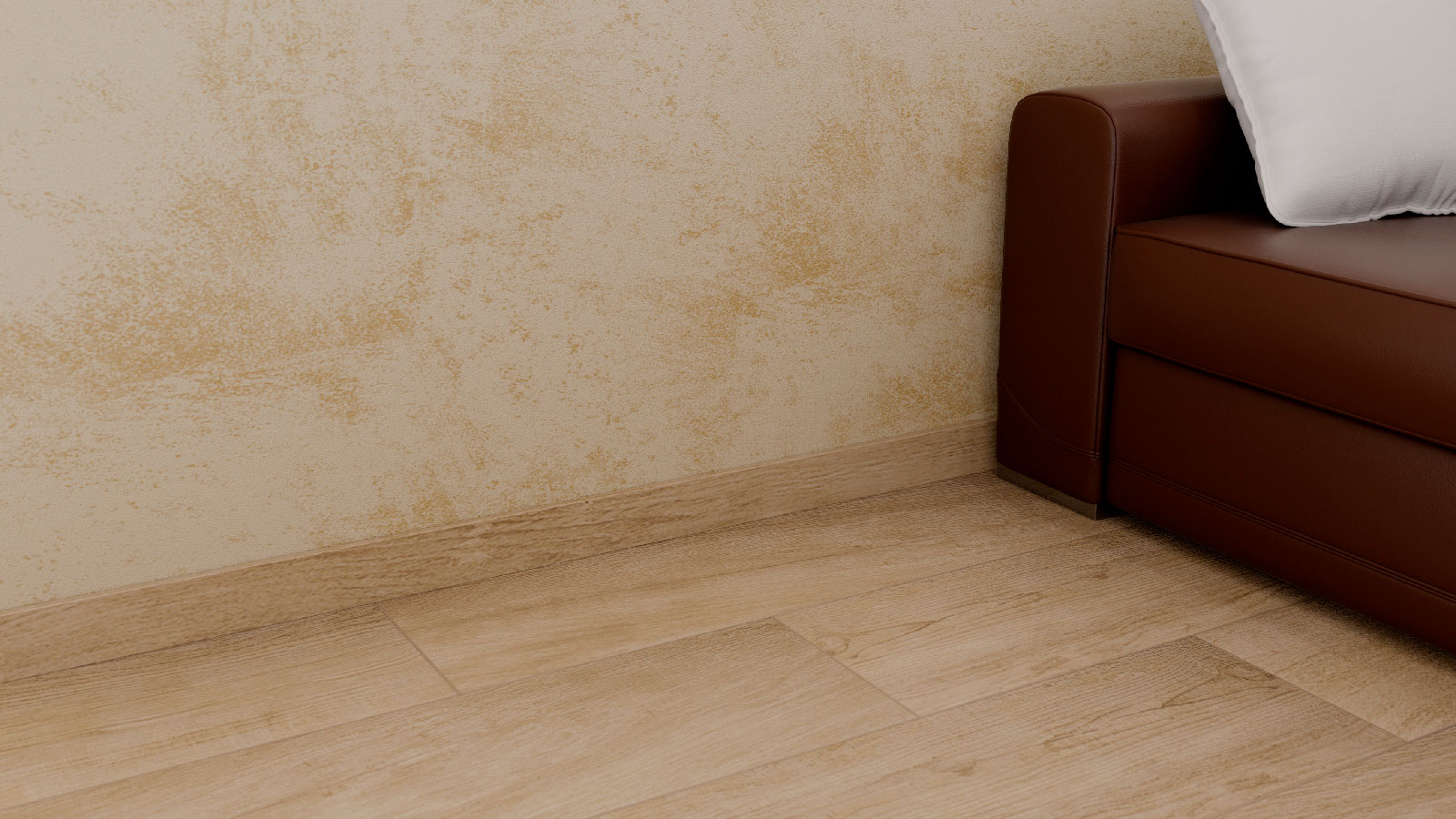 Pro-skirting by Butech: the technical evolution of the decorative baseboard