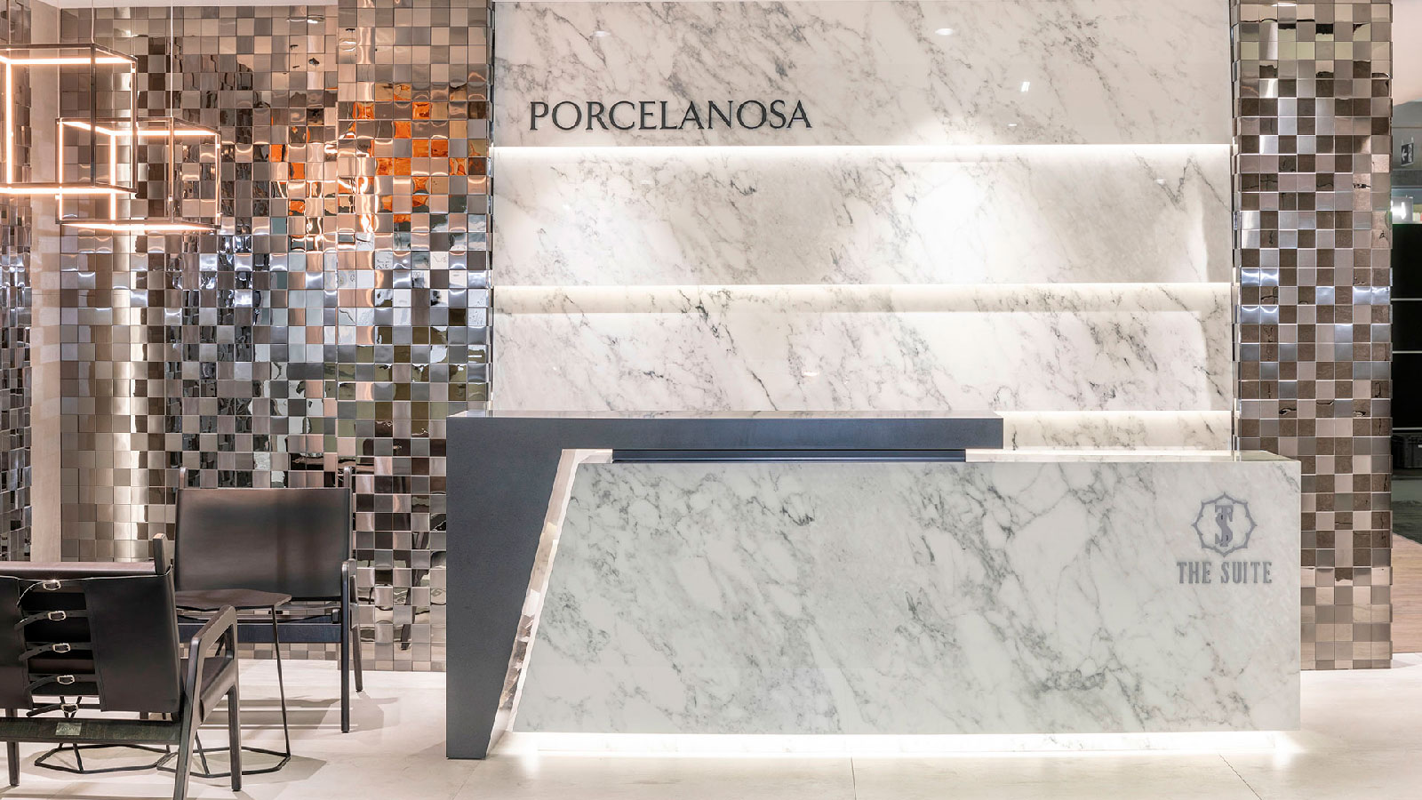 The PORCELANOSA Grupo showcases its latest innovations at