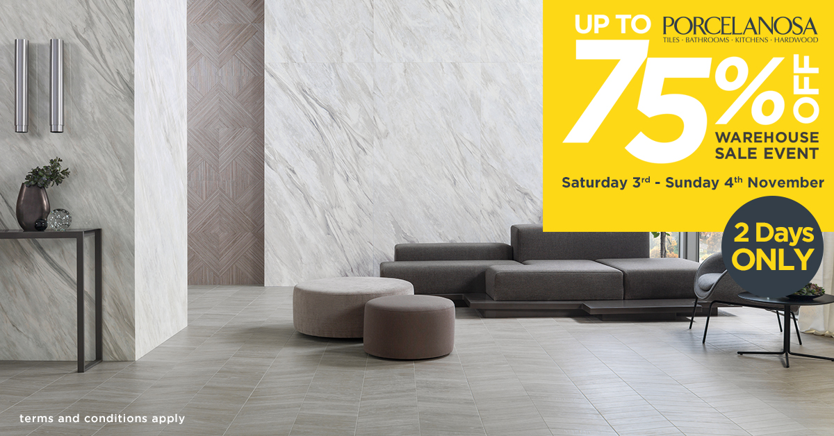 [EXPIRED] Up to 75% OFF ALL PRODUCTS: saturday 3rd to sunday 4th November 2018