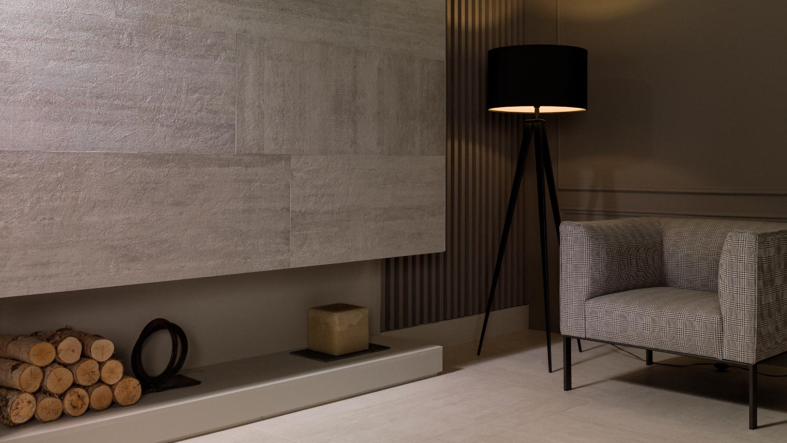 A sand and stone way with the Nantes series from Porcelanosa