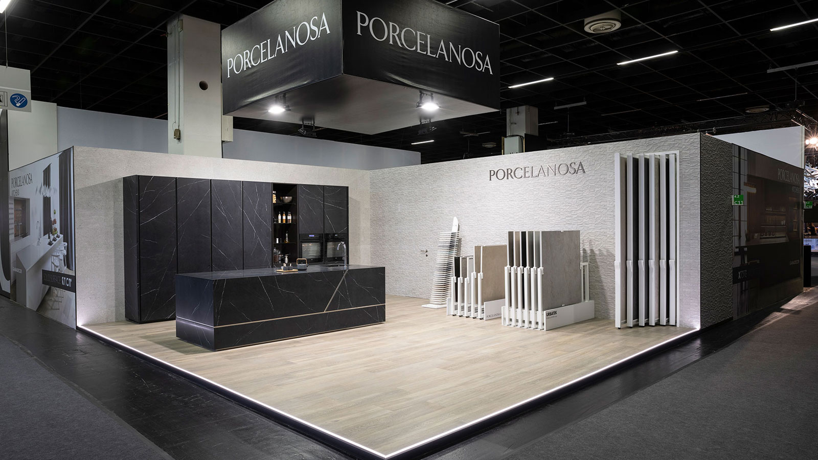 The PORCELANOSA Grupo will be present at the LivingKitchen Fair in Cologne