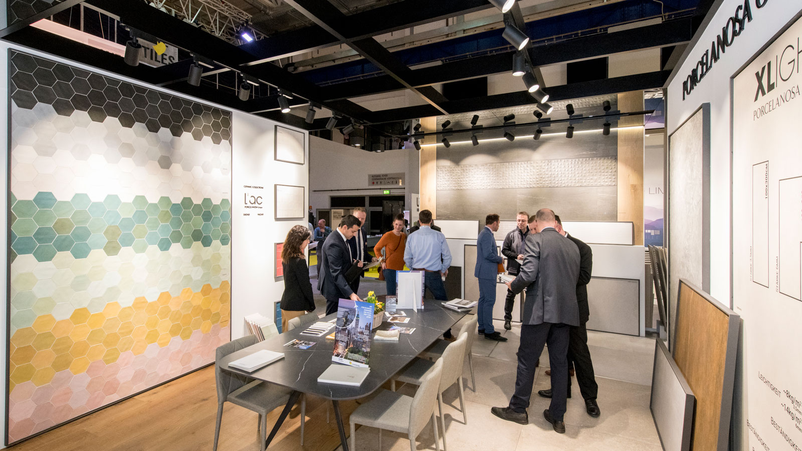 The PORCELANOSA Group takes part at the Ceramvision Fair 2019 in Germany