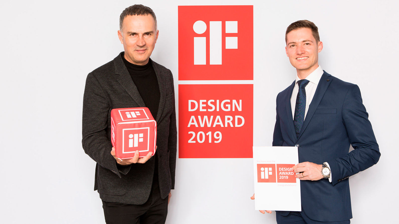 The Lignage collection by Ramón Esteve and Noken has won the award for best bathroom design at the iF Design Award 2019
