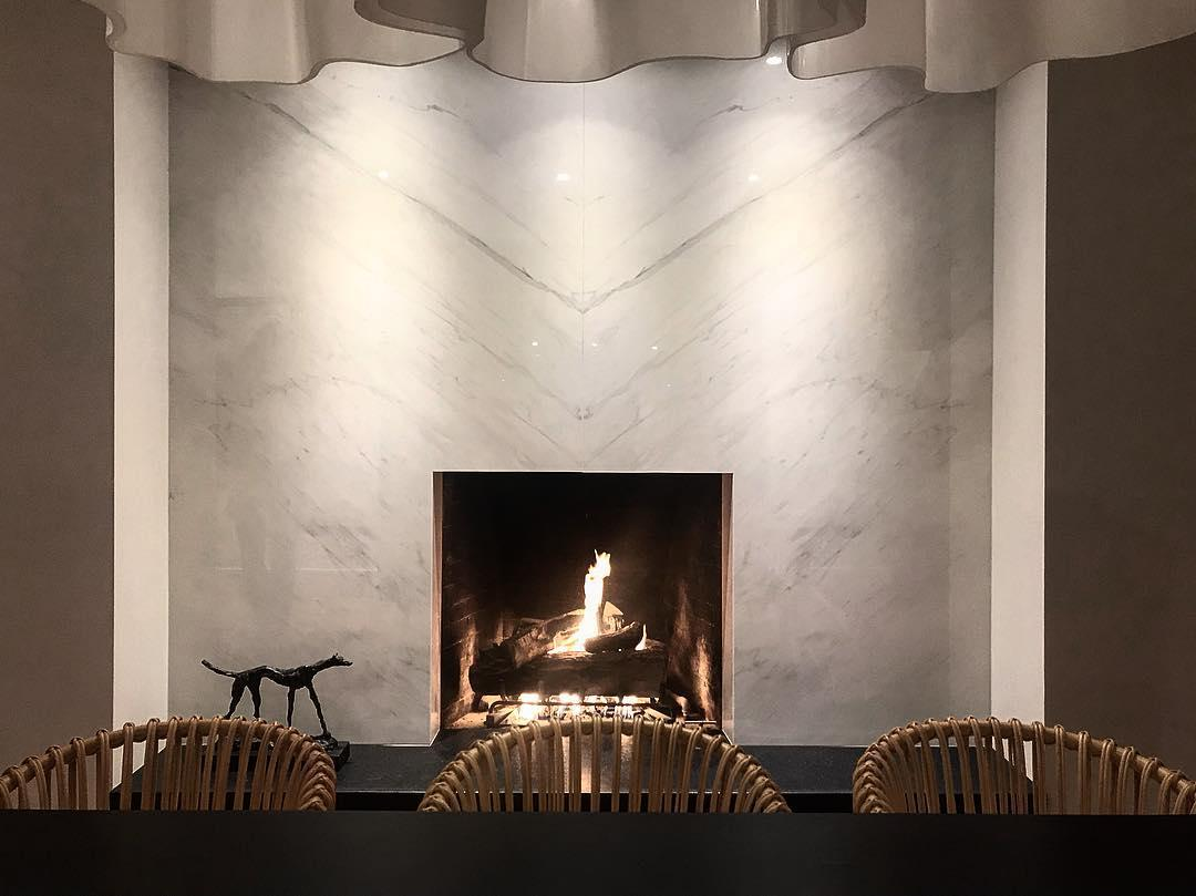 Where the hearth is, ideas for the Fireplace surround