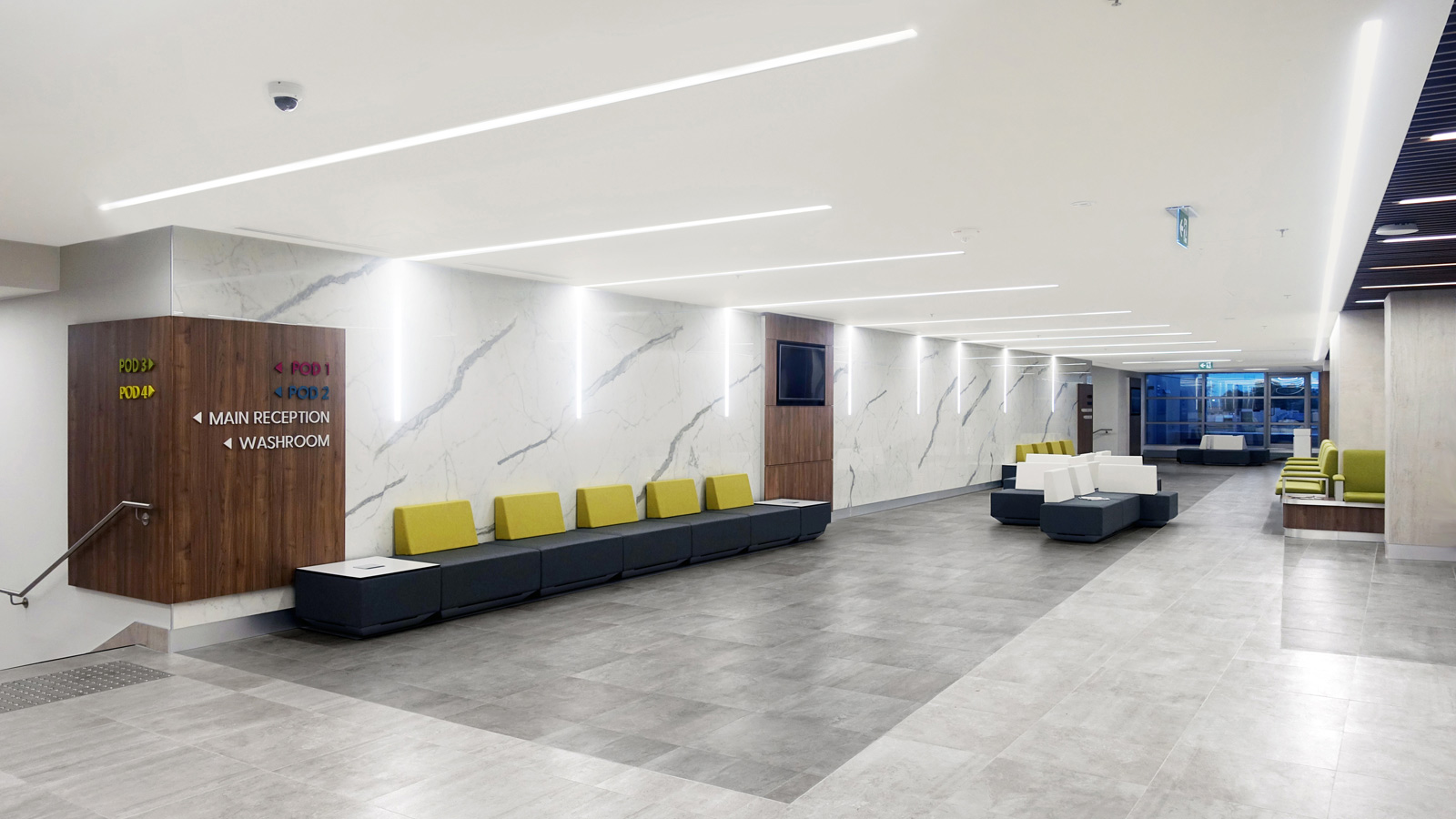 PORCELANOSA Grupo Projects: This clinic in Canada turns the design from PORCELANOSA Grupo into a cure and an antidote