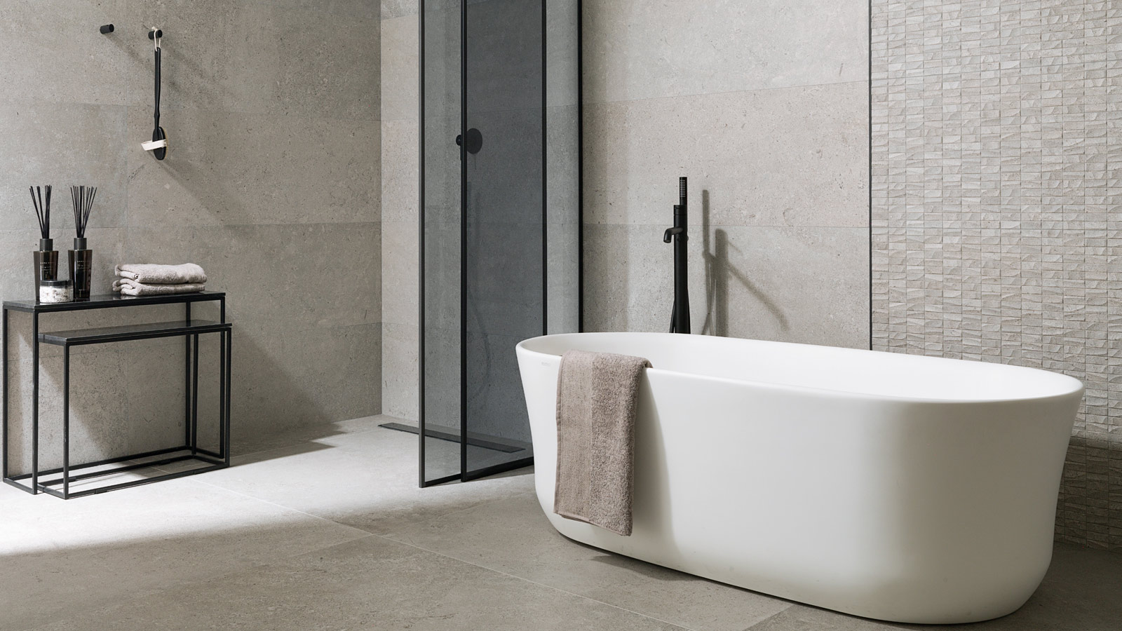 The freshest mosaics from Porcelanosa for contemporary homes