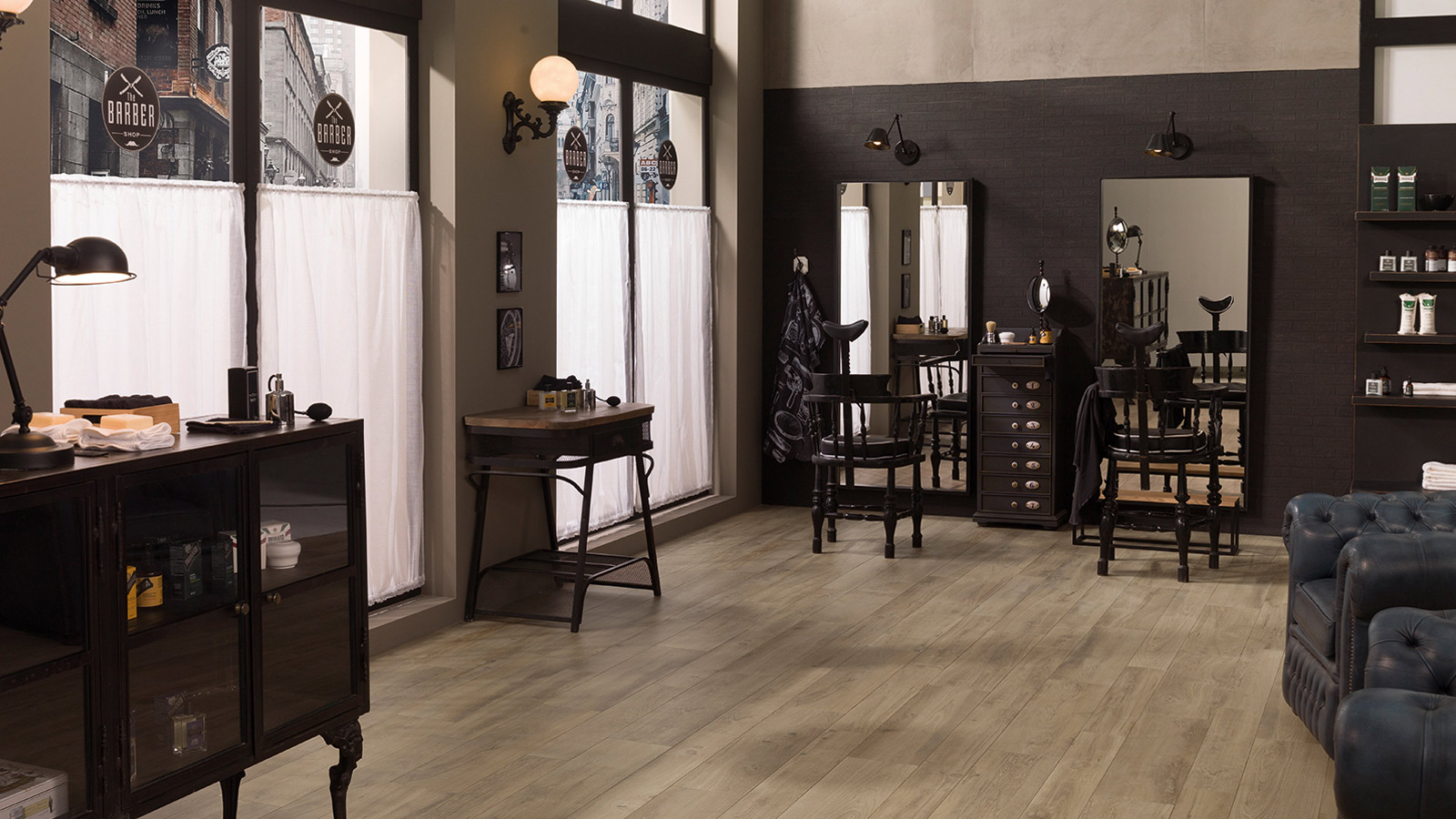 PAR-KER™ Forest ceramic parquet presents two new colours: Cognac and Colonial